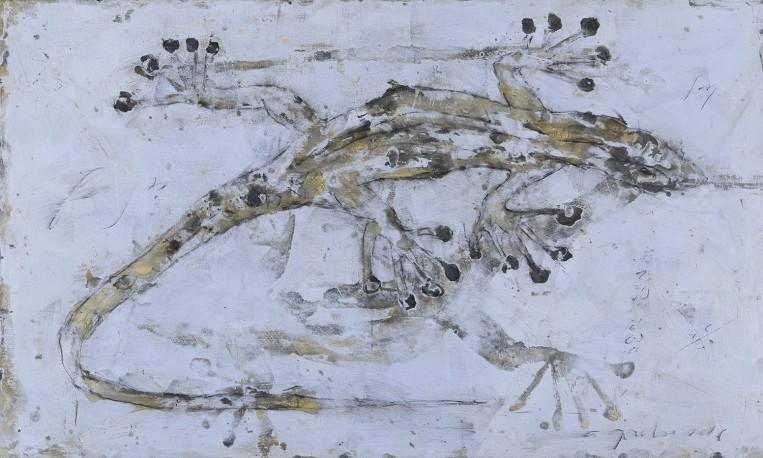 Deux salamandres - ALEXIS_GORODINE_952