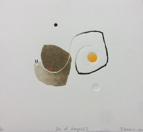 D'or et d'argent I, n° 4/40 - JANNIN-OMS_PATRICK_2377