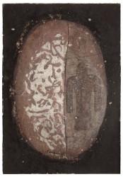 COIGNARD James - Mannequin en ovale réf 1196