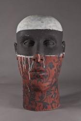 CORREGAN Daphné - Masked head