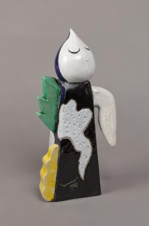 COVILLE Jacky - Très petit ange blanc - COVILLE_JACKY_516