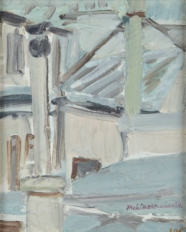 Mansarde parisienne - PHILIBERT-CHARRIN_638