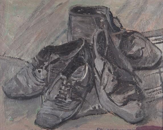 Hautes et basses (chaussures) - PHILIBERT-CHARRIN_643
