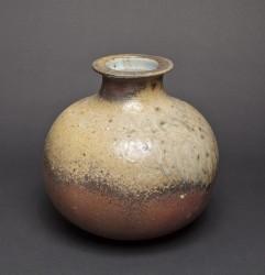DEBLANDER Robert - Vase à col - 1969