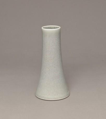 DEBLANDER Robert - Vase tronc conique céladon - DEBLANDER_ROBERT_225