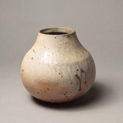 DEBLANDER Robert - Vase rond grande ouverture