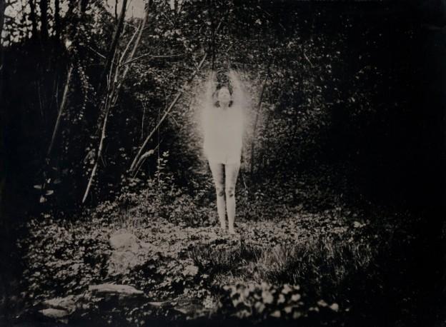 Garden angel - ANTOINE_ERIC_7