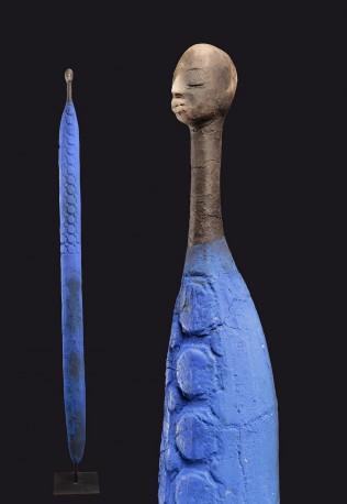 DIMMA POULSEN Etiyé - Petit homme bleu - DIMMA_POULSEN_ETIY_354