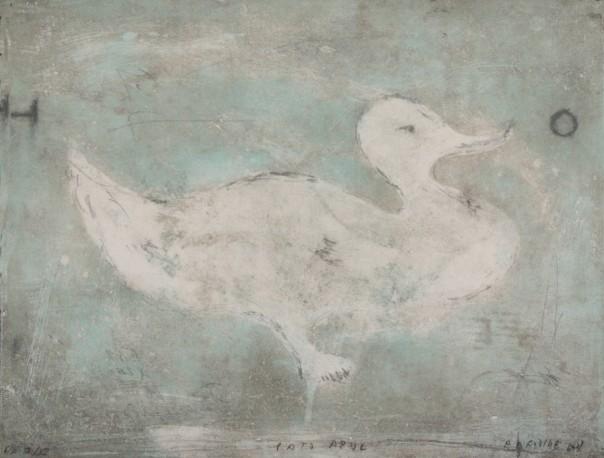 Pato azul - GORODINE_ALEXIS_929