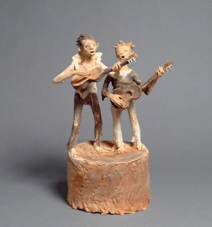 FERRE Fanny - Joueurs de mandoline - FERRE_FANNY_137