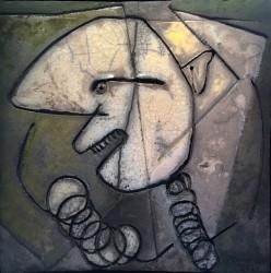 Plaque n° 2 - 2004
