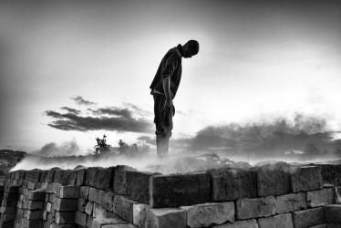 Série briques, Fianarantsoa, 2015 - n° 1/15