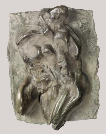 FRANTA - Etreinte, haut-relief n° 1 / 8 - FRANTA_201