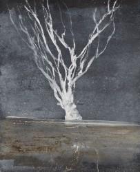 Un arbre dans la mer