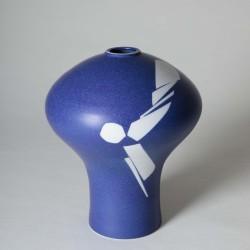 Vase montgolfière