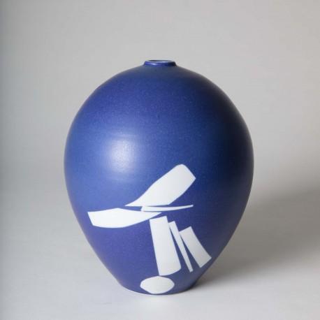 Vase oblong - DEBLANDER_ROBERT_269