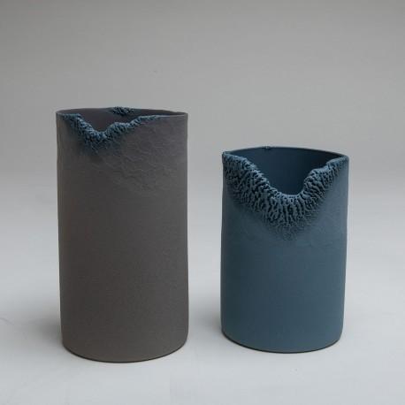 Corrosion bleu et gris - diptyque - LIU_WENQI_5