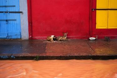 Série pluie, Fianarantsoa - 2007