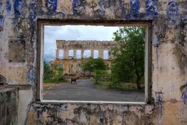 Série fenêtre, Diago Suarez - 2006