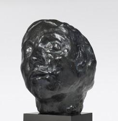 Muse Whistler, tête - n° 8/8 (circa 1905)