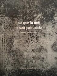 REBEYROLLE Fabrice - Pour que la nuit de soit pas totale, 2020