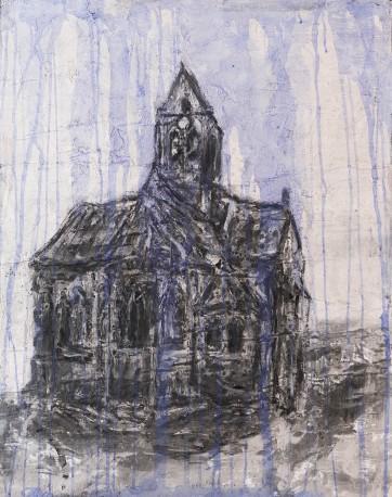 Mon enfance à Auvers-sur-Oise - L'Eglise, 5 (2020) - REBEYROLLE_FABRICE_152
