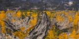 Mon enfance à Auvers-sur-Oise - Champ de blé aux corbeaux, 2 (2020)
