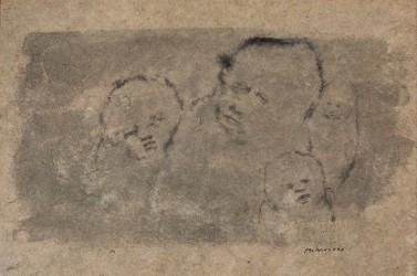 Quatre personnages (2020)