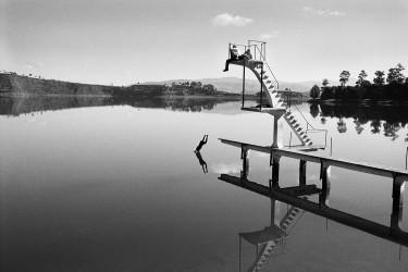 Le Lac Andraikiba, Antsirabé, Madagascar - 1998