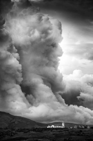 Série nuages, Ambalakely, Madagascar, n° 2/7 - 2015 - PIERROT_MEN_272