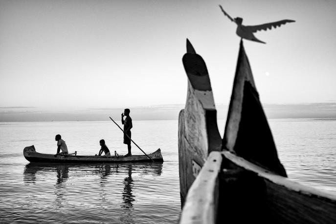 L'envolée vers le large, Mangily, Tuléar, Madagascar, n° 1/30 - 2021 - PIERROT_MEN_253cde