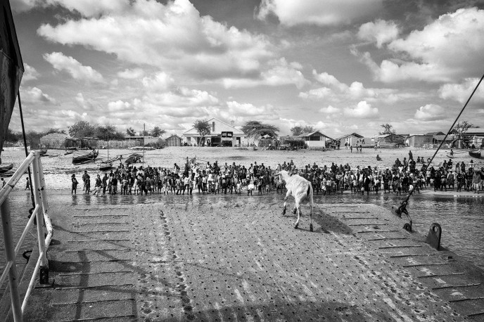 La chèvre Super-Star, Soalary, Madagascar, n° 1/30 - 2014 - PIERROT_MEN_255