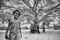 La Tour Eiffel du village, Marolinta, région Androy, Madagascar, n° 1/30 - 2018