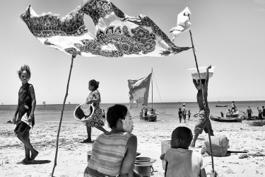 Vent du Sud, Ambolimailaka, Tuléar, Madagascar, n° 1/30 - 2021