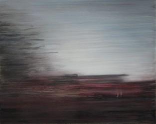 Paysage au bord de la nuit 2 (2012)