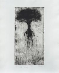 Envol de l'arbre 1.16, série Pollen - tirage unique