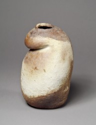 LERAT Jacqueline - Vase anthropomorphe